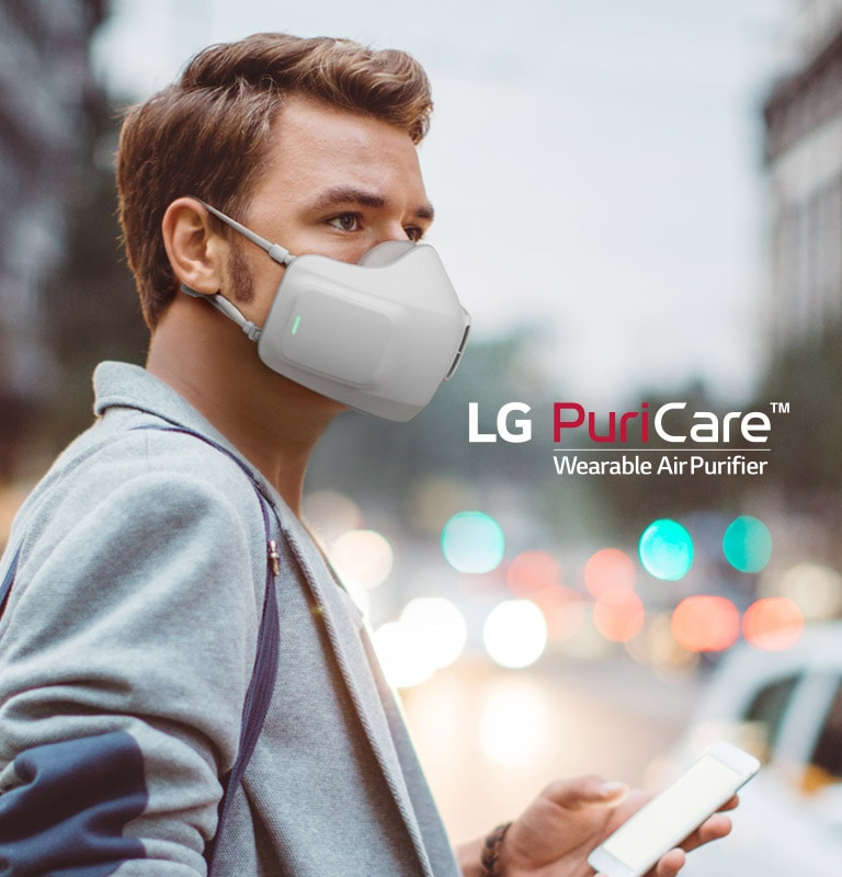 LG Puricare Mask